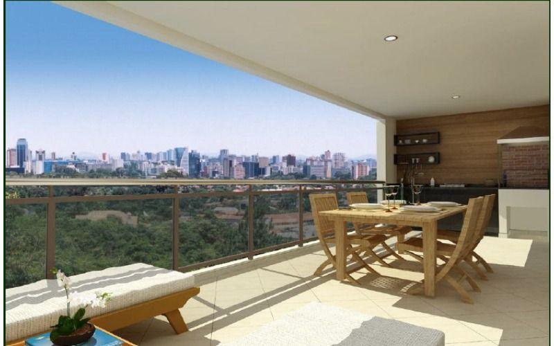 Allgreen Morumbi Apartamento 119 metros 4 dormitorios 2 suites 2 vagas