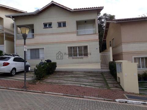 Sobrado em Cotia 116 metros 3 dormitorios 2 vagas Condominio Fechado - Paisagem Renoir