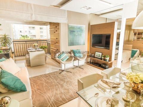 Ext Praça Morumbi Apartamento 58 metros 2 dormitorios 1 vaga