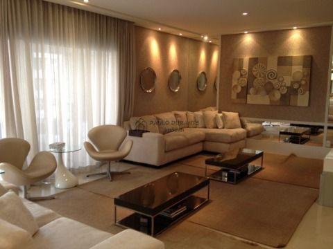 Luzes da Mata Morumbi Apartamento 211 metros 4 dormitorios 3 suites 3 vagas 1 deposito