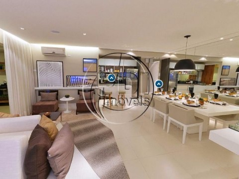 Apartamento 96 metros 3 dormitórios 2 vagas O2 Jardim Sul