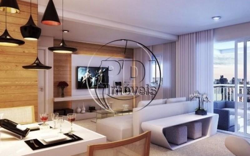 Apartamento 71 metros 2 dormitorios 2 vagas O2 Jardim Sul