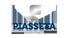 Piasseta Consultoria Imobiliária Logo