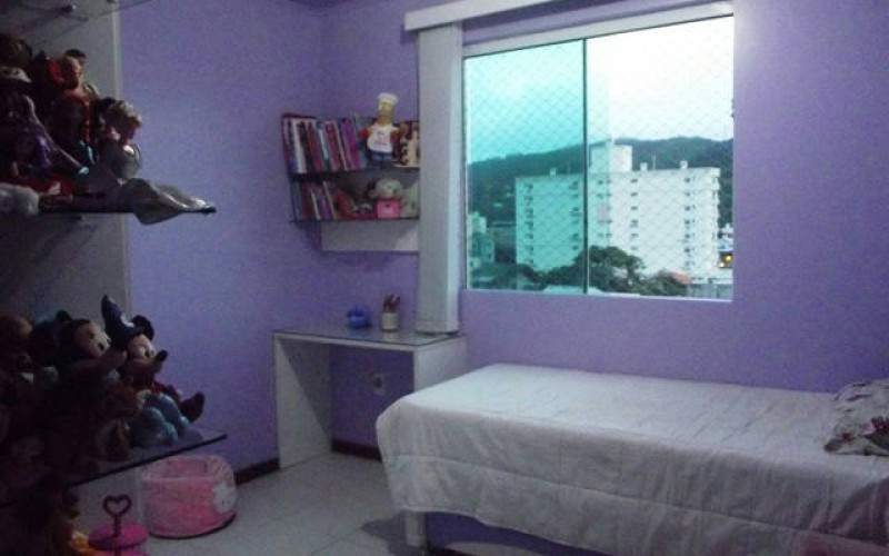 Apartamento no Itacorubi com vista para o verde (5