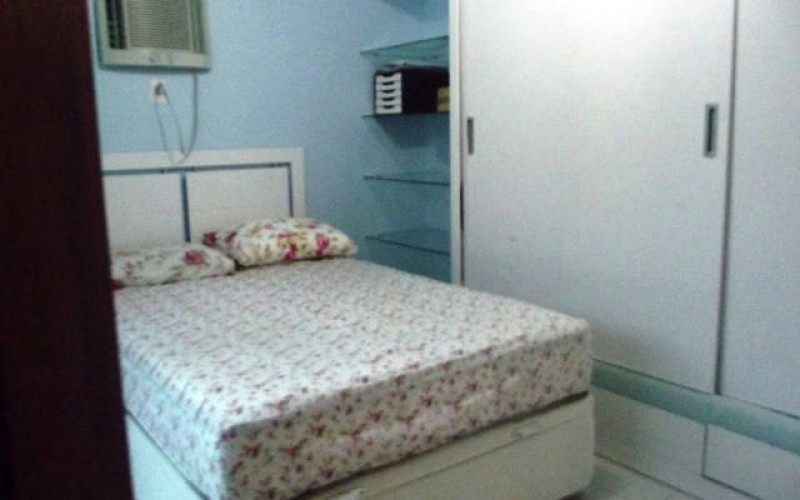 Apartamento no Itacorubi com vista para o verde (4