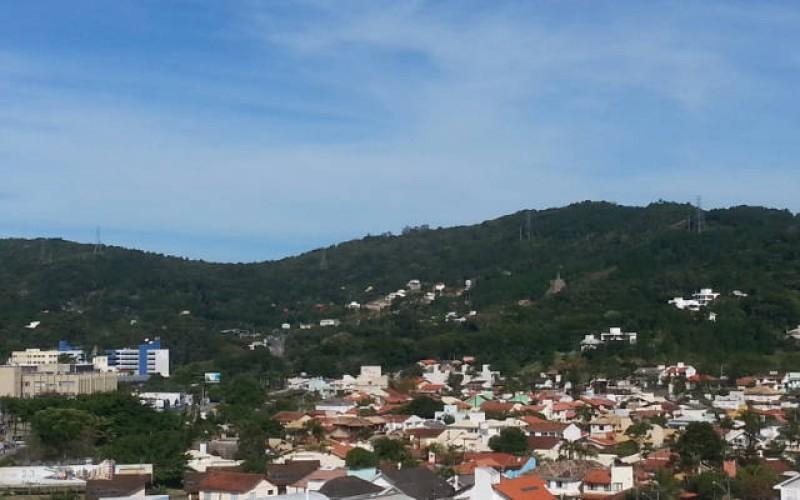 Vista do terraço.