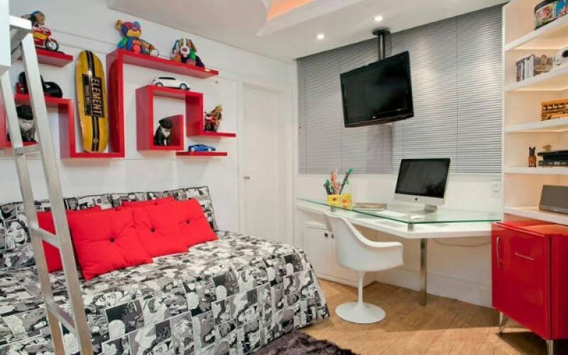 apartamento de luxo no centro de Florianópolis (42