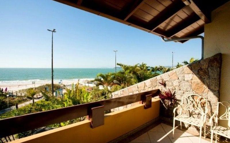 Casa em Jurerê internacional na beira do mar com 5 suítes