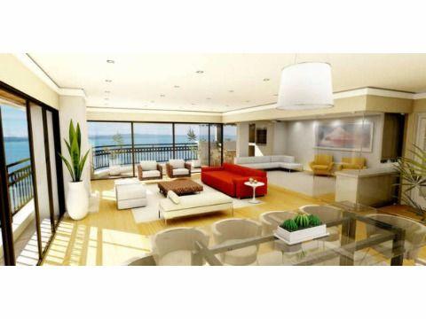 Primeira locação! Apartamento de luxo mobiliado no La Perle!