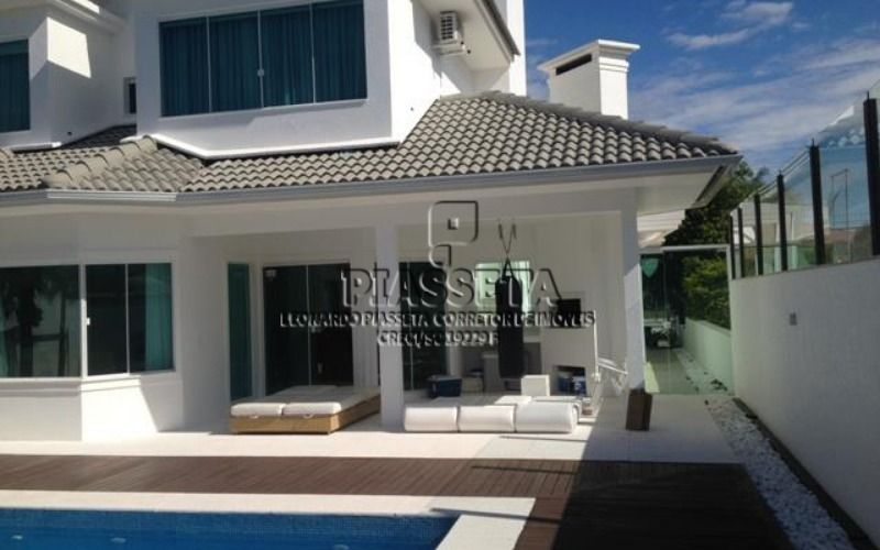 Casa em Jurerê Internacional - Florianópolis