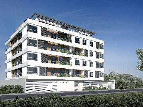 Apartamento de alto padrão 2 dormitórios lazer completo na cobertura a 150 metros do mar na Praia da Vila