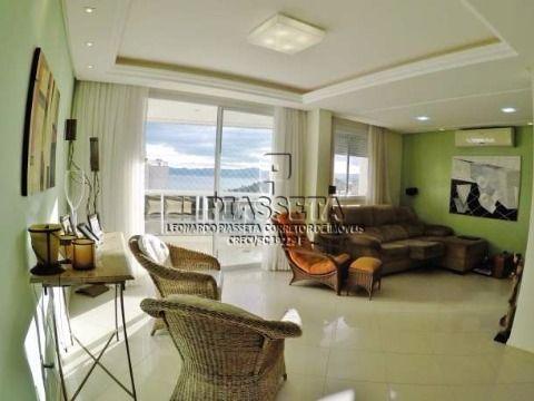 Apartamento semi mobiliado com vista para o mar no João Paulo