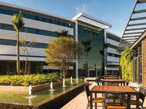 Sala comercial de alto padrão no complexo multi uso SC401