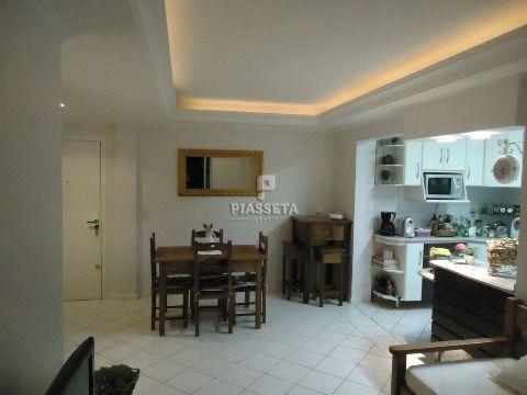 Apartamento semi mobiliado 2 dormitórios com lazer completo no Abraão