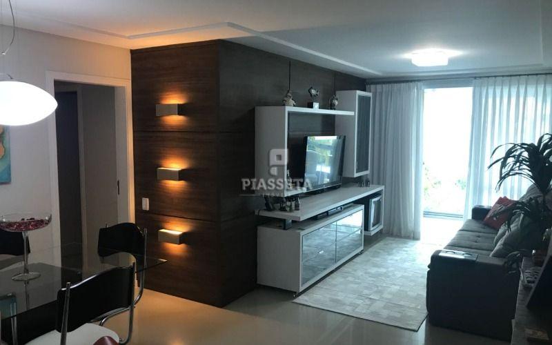 Apartamento Alto Padrão em Florianópolis - 3 Dorm ( Sendo 2 Suítes ) Imóvel todo Planejado.
