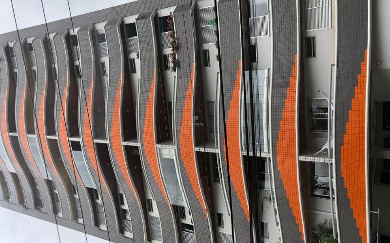 Apartamento no Centro de Florianópolis, 3 quartos 2 vagas - Edifício Atlanta