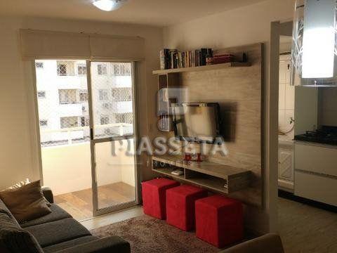 Apartamento mobiliado Residencial Recanto dos Sonhos - Passa 20 - Palhoça