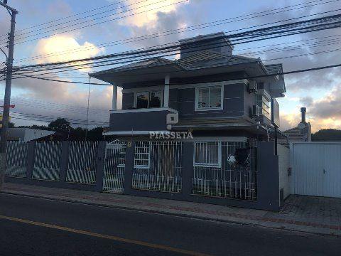 Casa de esquina mobiliada - 5 quartos - São Sebastião - Palhoça.