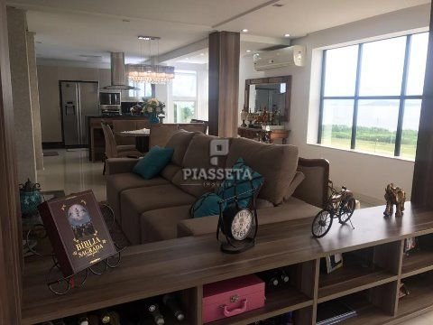Casa Com Espetacular Vista Para a Baia Sul MOBILIADA 3 Suítes Saco dos Limões Florianópolis