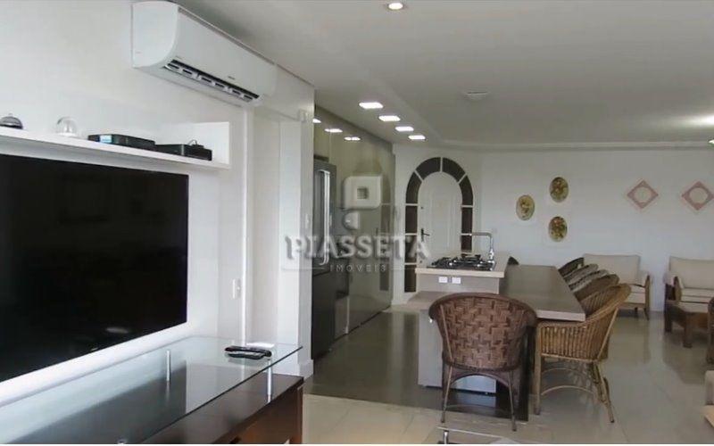 Apartamento Finamente MOBILIADO com 3 suítes 2 vagas Jurerê Internacional