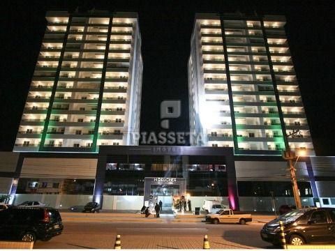 H Deucher Apartamento 3D (2 suites) closet, 2 vagas e vista mar