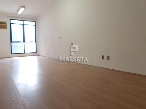 SALA COMERCIAL 27,93M² PRIVATIVOS NO CRYSTAL CENTER NA CHARMOSA RUA VIDAL RAMOS CENTRO FLORIANÓPOLIS