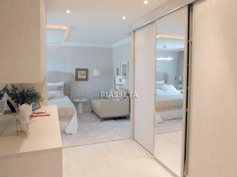Apartamento 4 Suítes 4 Vagas Ocean Palace Residence Balneário Camboriú