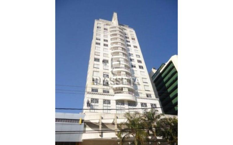 Ótimo Apartamento 2 quartos 1 vaga Av Rio Branco Centro de Florianópolis