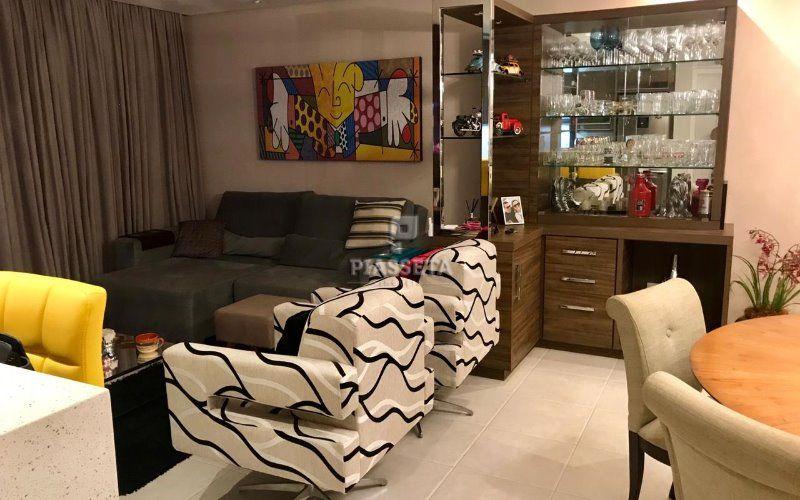 Belíssimo Apartamento 2 quartos 1 vaga Residencial Luana Jurerê Internacional