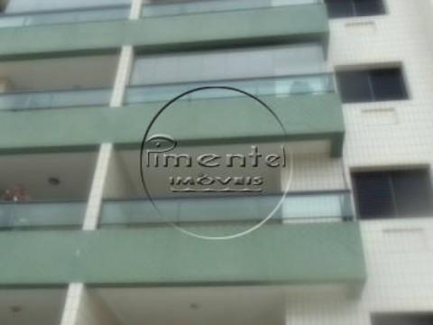 Apartamento 3 dormitórios p/ venda e Locação Temporária na Guilhermina em Praia Grande