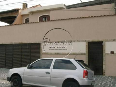 Sobrado 3 dormitórios p/ venda Boqueirão