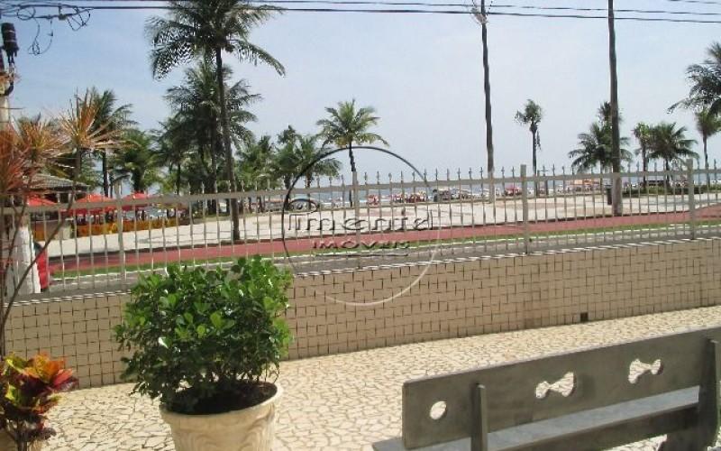 Vista do prédio para o mar