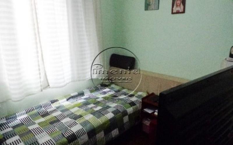 Sala Living Dividida - dormitório