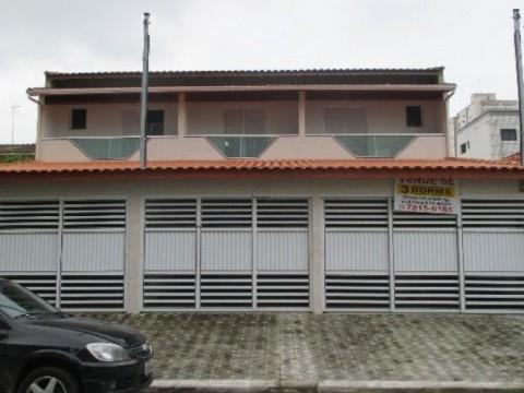 Sobrado Geminado 3 dormitórios p/ venda na Tupy