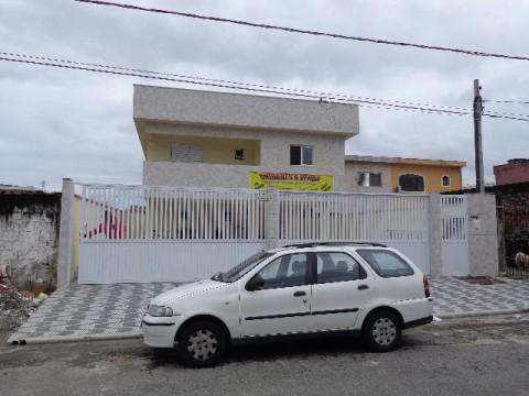 Sobrado em Condomínio 2 dormitórios p/ venda em Praia Grande