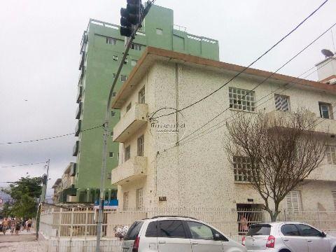 Apartamento 1 dormitório p/ venda e alugar no Boqueirão
