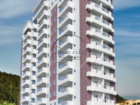 Apartamento 1 suite em fase de acabamento p/ venda no Forte