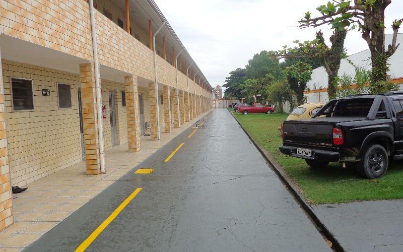 Área Externa - Garagem