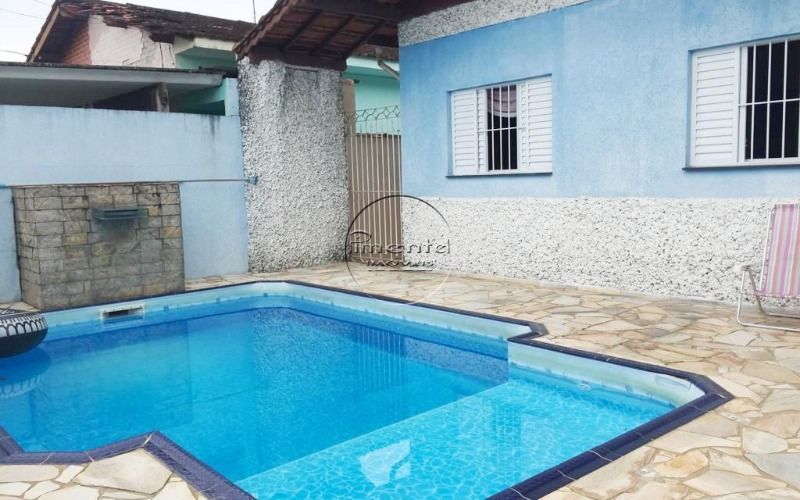 Fachada Interna - piscina