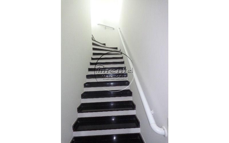 Acesso ao 2º piso