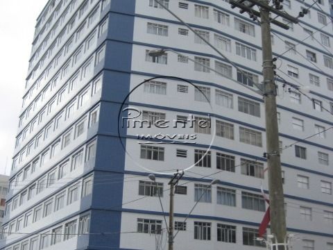 Apartamento 2 dormitórios p/ venda no Centro do Boqueirão Prédio à Beira Mar