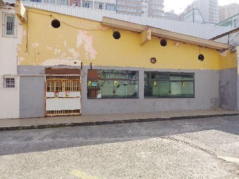 Salão Comercial c/ 200 m2 p/ alugar no Centro do Boqueirão