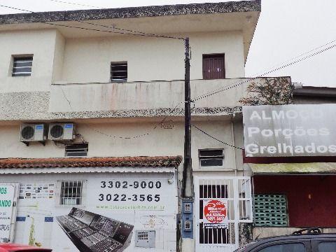 Casa Comercial 2 dormitórios p/ alugar na Guilhermina