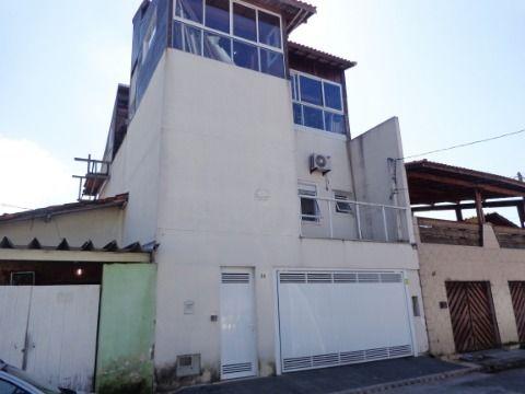 Sobrado 4 suites p/ venda no Boqueirão