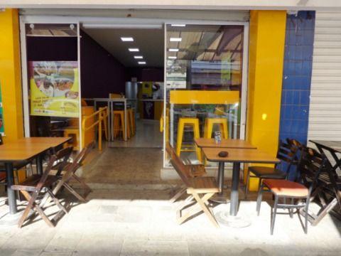 Venda de Comércio no Centro Comercial do Boqueirão