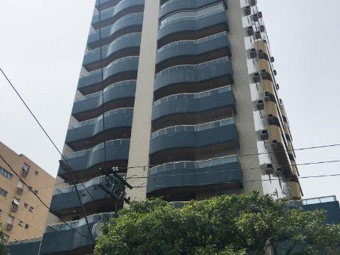 Apartamento 3 dormitórios p/ alugar no Gonzaga em Santos