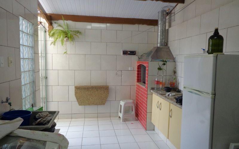 Churrasqueira/lavanderia