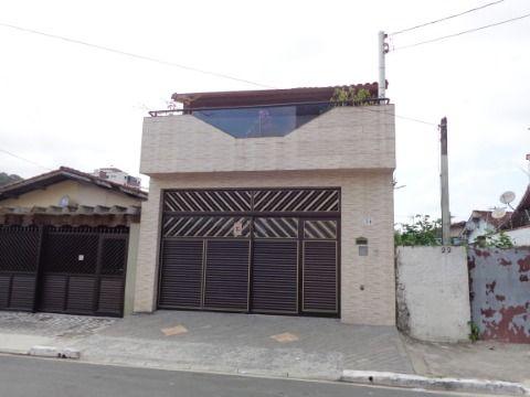 Sobrado 4 dormitórios p/ venda no Boqueirão