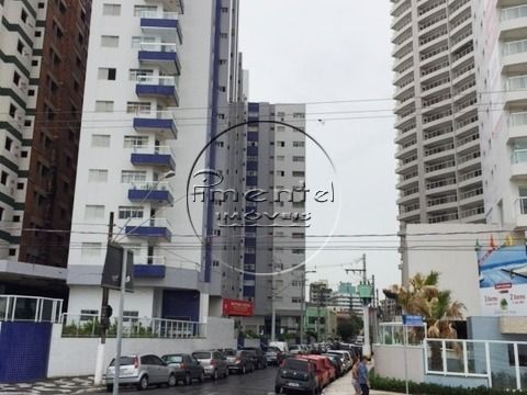 Apartamento 1 dormitório p/ venda no Boqueirão Prédio à Beira Mar