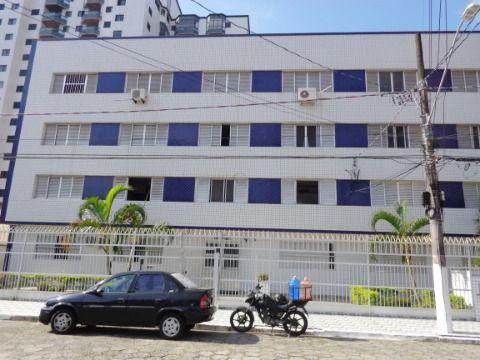 Apartamento 1 dormitório p/ venda e alugar no Forte em Praia Grande